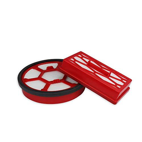 MisterVac Filtre compatible Dirt Devil DD 2220 Rebel 22 HF