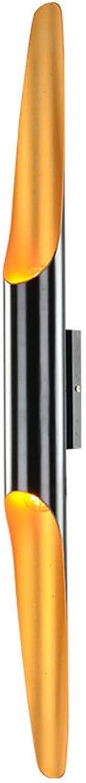 JJZHG Wandleuchte Wasserdicht Wandbeleuchtung Oblique Wandleuchte Schlafzimmer Restaurant Café Bekleidungsgeschft Wandleuchte Persnlichkeit auf und ab Licht Wandleuchte,Einzelrohr,80x800mm