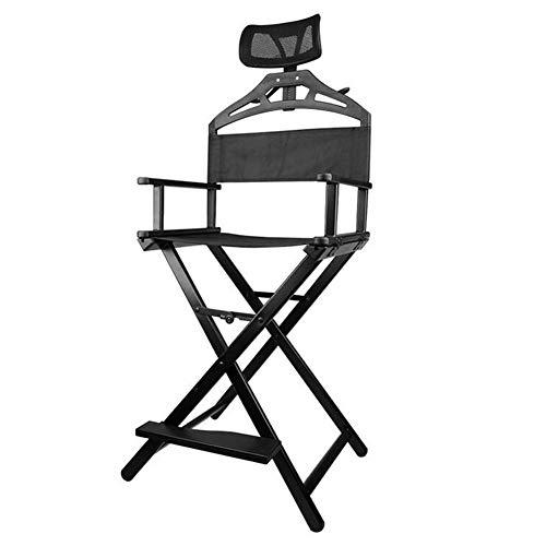 Silla de Maquillaje Profesional Silla de Director de Cine Durable