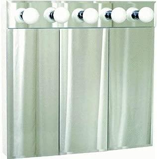 Zenith Prod. TM60 Lighted Medicine Cabinet