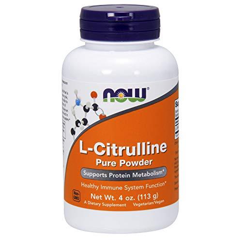 Now L-Citrulline Powder