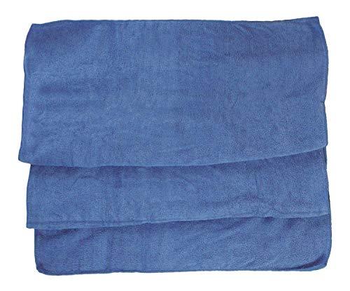 Ferrino Sport Towel, Bleu, 90 x 45 cm