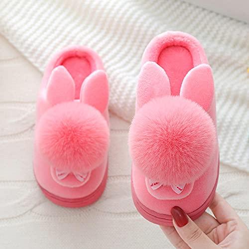 direction Calzado Adulto Unisex,Zapatillas de algodón Bolso cálido de Invierno para Mujer con Fondo Grueso Antideslizante Home-1_28-29,Zapatos Minimalistas