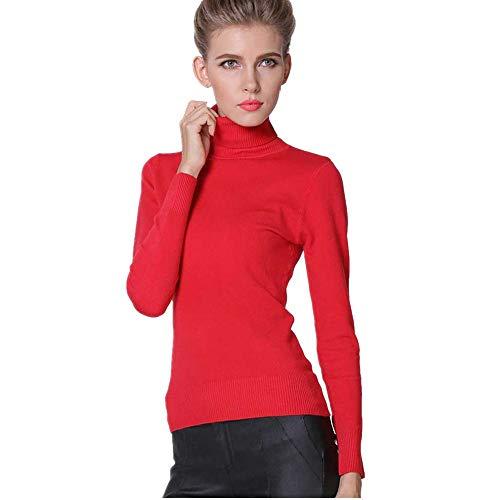 VJGOAL Mujeres Otoño E Invierno Moda Casual Color