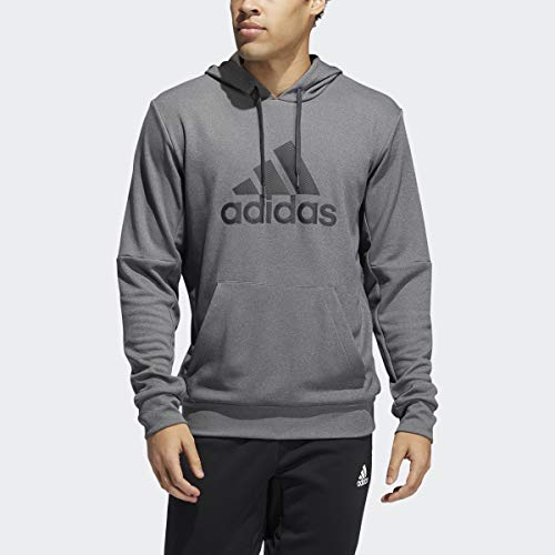 adidas Mens Sweater,Grey,M