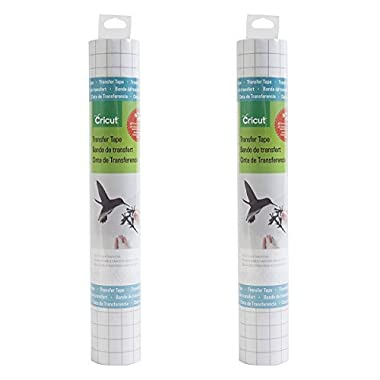 Cricut Vinyl Transfer Tape (2pack-12 x 48)