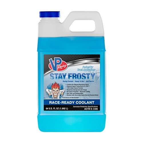 VP Racing Fuels Stay Frosty Race-Ready Coolant 64 oz.