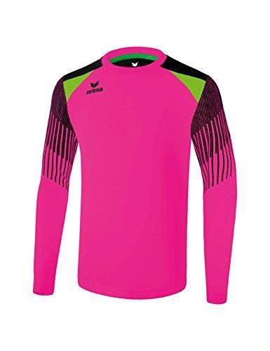 Erima Herren Fußball Torwarttrikot Elemental, pink/Schwarz, XL