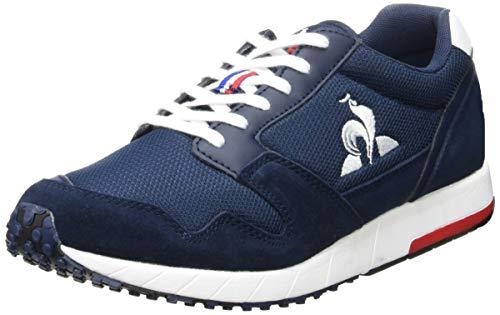 Le Coq Sportif Herren JAZY Sport Sneaker, Blau Dress Blue Optical White Dress Blue Optical White, 40 EU