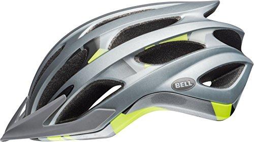 Bell Unisex - Casco de Bicicleta Drifter para Adultos, Color Plateado Mate,...