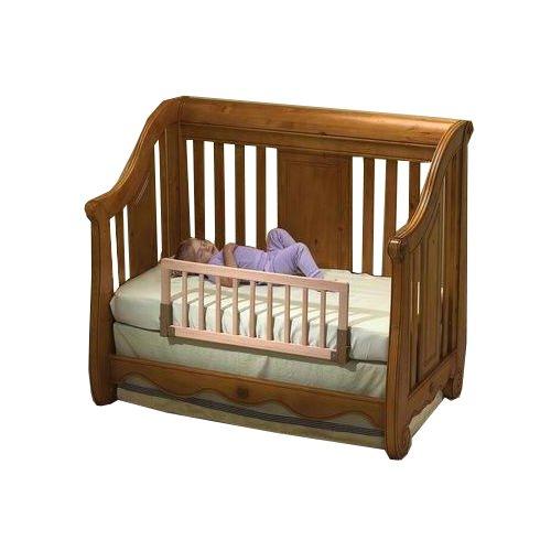 kidco bed rails KidCo Convertible Crib Bed Rail Finish: Natural