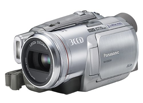 Panasonic NV-GS250 miniDV Camcorder mit 3CCD