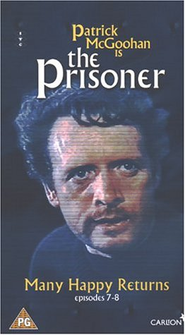 The Prisoner - Vol. 4 - Episodes 7 And 8 - Many Happy Returns / Dance Of The Dead