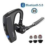 DUTISON Auricolari Bluetooth Senza Fili 5.0, Cuffiette Bluetooth Wireless 2-Microfono CVC8...