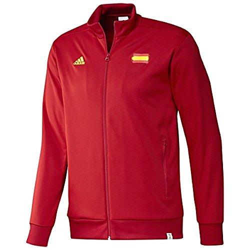 Adidas Spagna tranings Giacca (taglia xxl) Fef Anthem giacca g77813