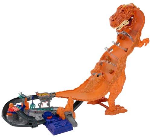 Hot Wheels T-Rex Il Dinosauro