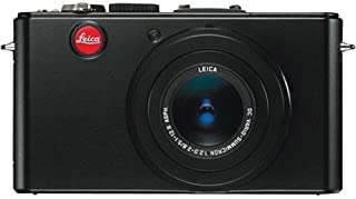 Leica D-Lux 4 Digital Camera (Black) (Discontinued by Manufacturer)
