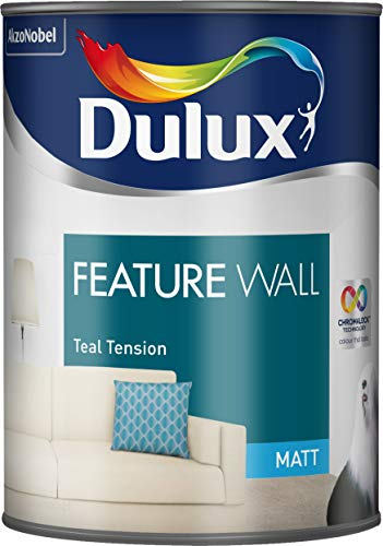 Dulux Matte Farbe für Wände -Intense Truffle, 5090906