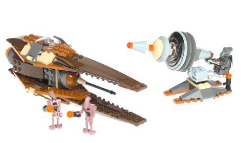 LEGO Star Wars 4478 Geonosian Fighter parallel import goods (japan import)
