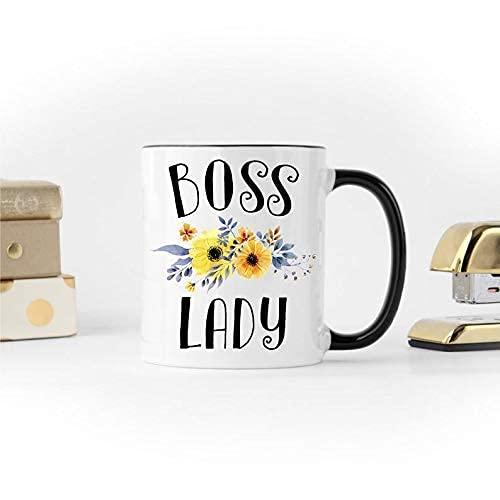 Taza de la señora del jefe, regalo para el jefe, señora del jefe, regalo del jefe, taza del jefe, regalo del jefe de la muchacha, regalo del día del jefe, reconocimiento del jefe, taza de café