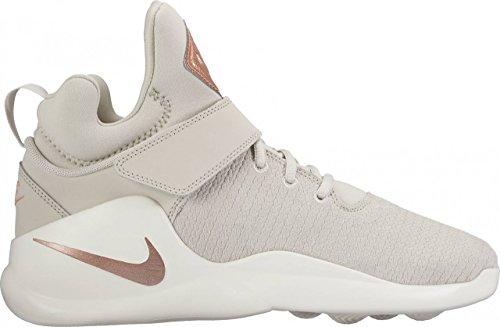 Nike 861664-001, Zapatillas de Baloncesto Mujer, Blanco (Light Bone/Mtlc Red Bronze/Sail), 36 EU