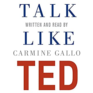 Talk Like TED cover art