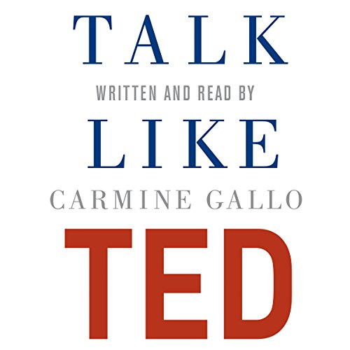 Couverture de Talk Like TED