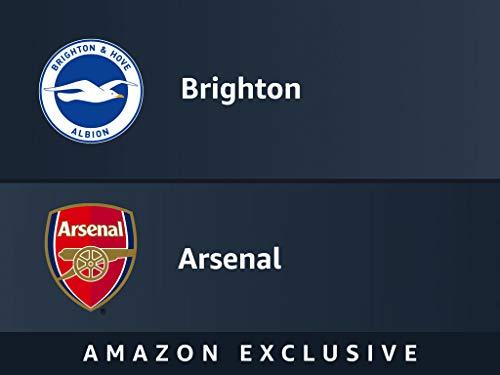Brighton & Hove Albion v Arsenal