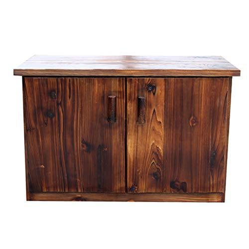 arcón de madera de la marca QILIN