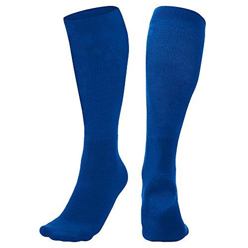 Multi-Sport Socks, Royal, Medium
