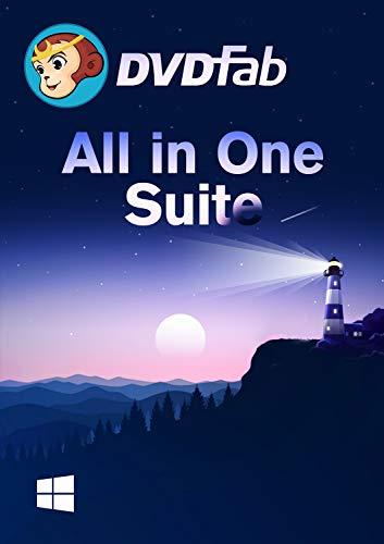 DVDFab All in One Suite - 2 Jahre / 1 Gerät für PC Aktivierungscode per Email