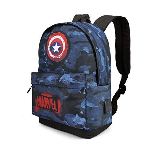 Capitán América Supreme Mochila HS 1.2