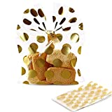 Sacchetti sigillanti per biscotti, torte, cioccolato,...