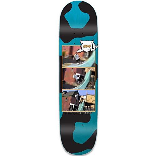 Quasi Johnson Guest Skateboard-Brett / Deck, 21 cm