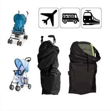 bolsa carriola ara Aeropuerto Xiangmall Bolsa De Viaje Para Cochecitos Stroller Travel Bag Negro Bolsos Carritos Bebe Asas Mochila p