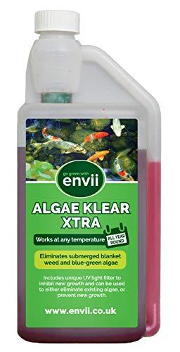 Envii Algae Klear Xtra – Alguicida para Algas sumergidas (