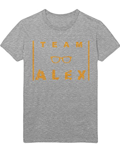 T-Shirt Orange is The New Black Team Alex C210038 Grau M