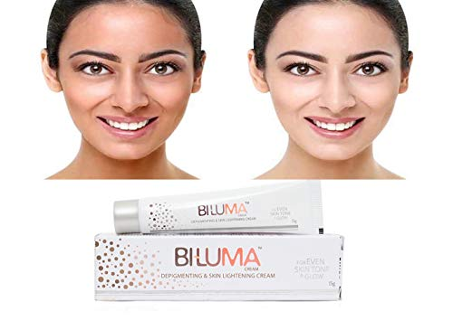 Biluma Cream Melasma treatment, Depigmenting & skin Lightening Cream 15g