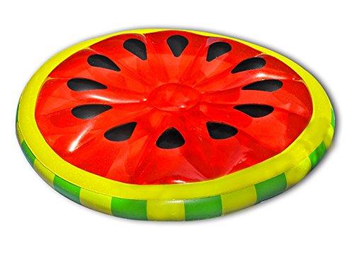 New Plast 0898Luftmatratze, Wassermelone, 152cm