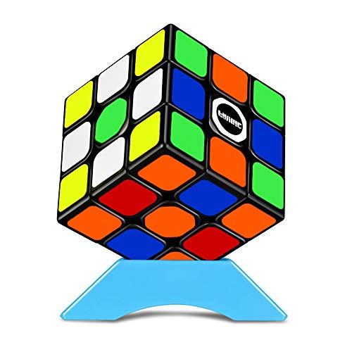 Cubo Mágico Puzzle 3x3 Black Magic Cube Qihang 3x3x3 Speed Cube Qiyi Sail W Version 3x3x3 Puzzle