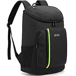 Camping Travel Insulated Cooler Storage Bag Carry for Water Bottle 7x20cm