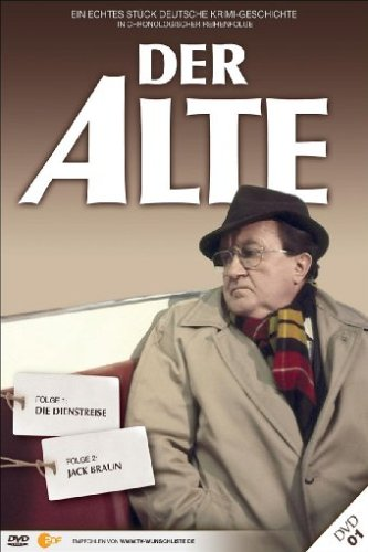 Der Alte - Vol. 01/Folge 1+2