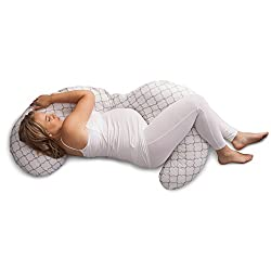 Boppy Slipcovered - Best Pregnancy Less-is-Best/Minimalistic Pillow