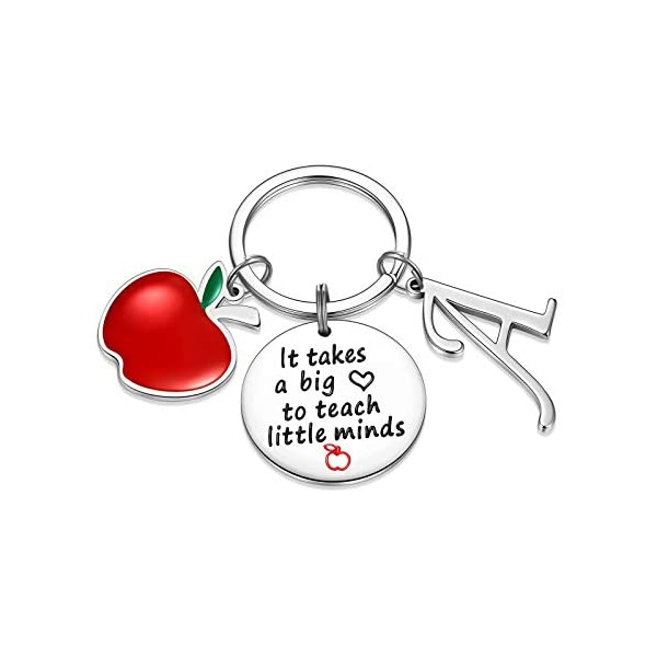 Teacher Gifts for Women, Teacher Keychain for Womem Thank You Gifts from Students.
