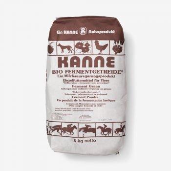 Kanne Bio-Fermentgetreide - 5 kg Tüte