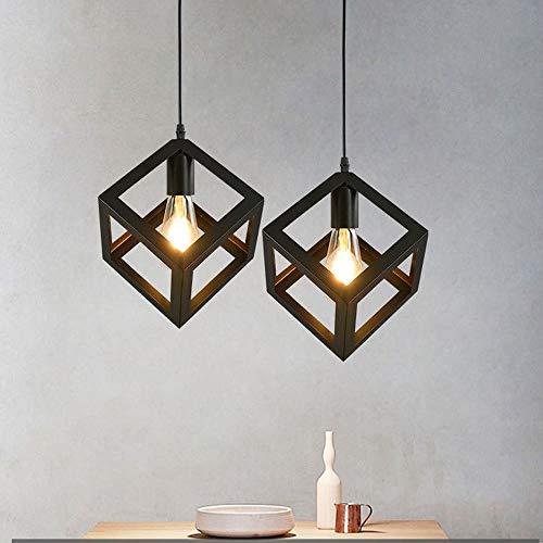 SHENLIJUAN Hueco del Techo Fuera de América del País E27 LED lámpara de Hierro Luz Simple Estudio Moderno Habitación Sala