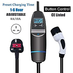 KHONS Type 2 Portable EV Charger Cable