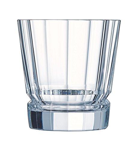 Cristal D' ARQUES 7501618Confezione da 6Bicchieri Basso 32cl-macassar d' Arques, Cristallino, Trasparente, 30,6x 20,6x 11,1cm