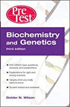 Biochemistry and Genetics PreTest™ Self-Assessment and Review, Third Edition (PreTest Basic Science)