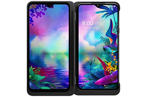 LG G8X Unlocked (Phone only) - Black